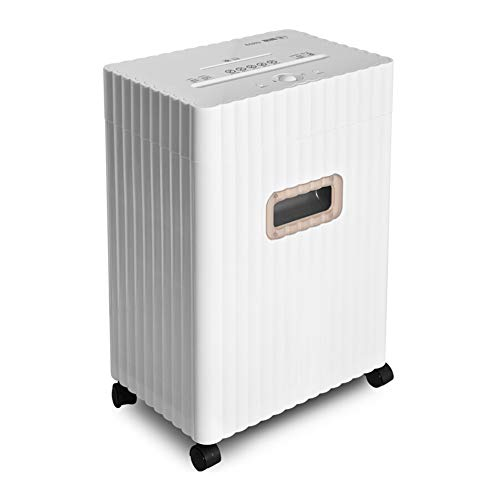 Best Bargain Paper shredders for home use Credit card shredder Shredders for office Cross-Cut heavy ...