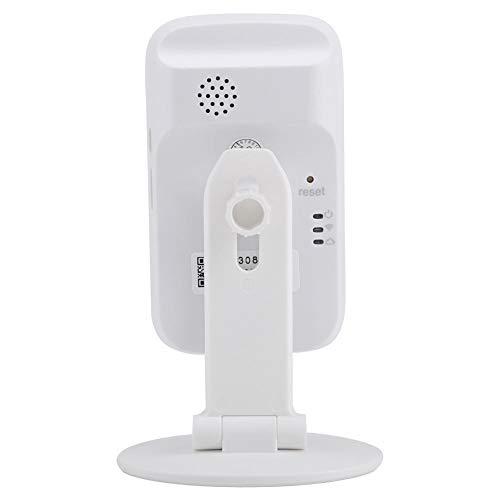 Jingyig Cámara para Mascotas, Detección de Movimiento inalámbrica Monitor de cámara para bebés con Audio de 2 vías, WiFi Pet Nanny Ancianos para bebé(European regulations)