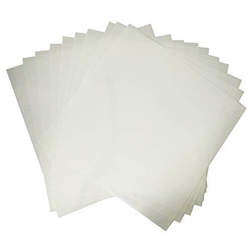 Arzok 12pcs 6mil Blank Stencil Material, 12 x 12inch- Make Your own Stencil
