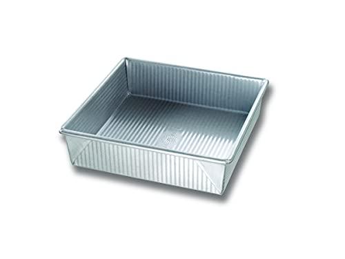 Image of SQUARE CAKE PAN 9 X 9