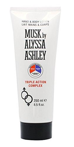 ALYSSA ASHLEY MUSK BODY MILK 100ML