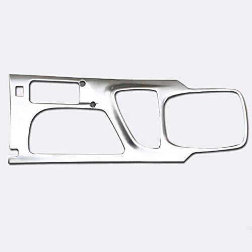 ZFXNB Cubierta De Decoración del Panel De Control Central del Coche para Buick Regal Opel Insignia 2017-2020, Pantalla De Navegación De Fibra De Carbono del Coche, Decoración del Panel De CD, Peg