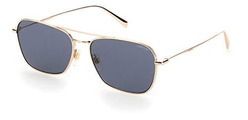 LEVI'S EYEWEAR Herren LV 5001/S Sonnenbrille, Gold, 58