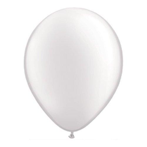 """Pearl Vert émeraude Qualatex 11 /""""ballons de latex x 5"""