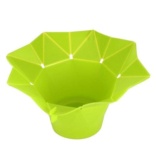 Find Discount MTiBox Folding Microwave Silicone Popcorn Maker Container - Green