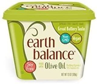 Earth Balance Olive Oil Buttery Spread, 13 Ounce -- 6 per case.