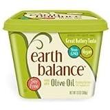 Earth Balance Olive Oil Buttery Spread, 13 Ounce -- 6 per case.