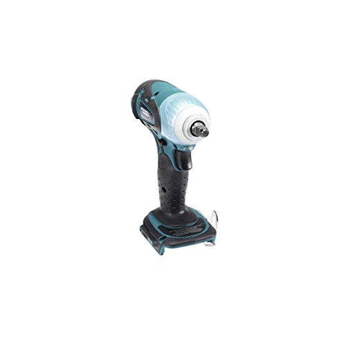 Makita XWT06Z 18V LXT Lithium-Ion Cordless Square Drive Impact Wrench, 3/8-Inch