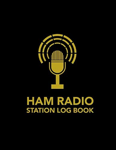 Ham Radio Station Log book: Amateur Radio Operator Station Log book.