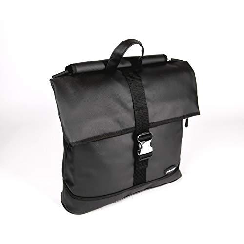 Haberland Einzeltasche Melan I EKS796 inkl. KLICKfix Kompaktschiene, schwarz