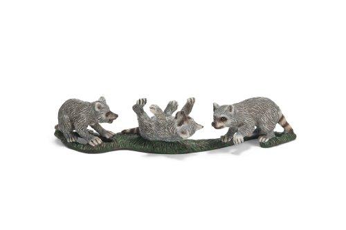 SCHLEICH 14625  - Wild Life, Waschbär Jungen