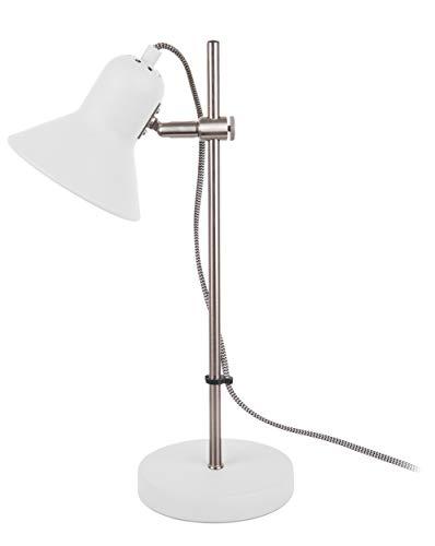 Present time - Lampe à poser fer blanc SLENDER