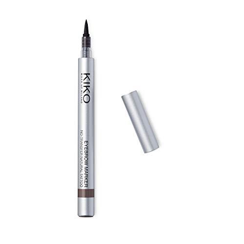Kiko Milano Eyebrow Marker 02 | Rotulador Que No Mancha para Delinear y Rellenar las Cejas