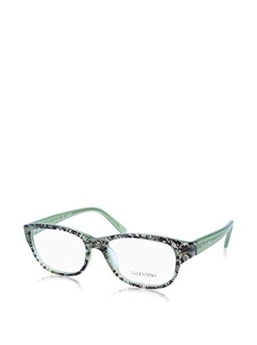 Valentino V2629 Monturas de gafas, Multicolor (Mehrfarbig), 51.0 para Mujer