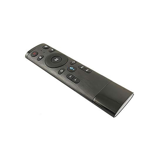 seasaleshop Q5 Bluetooth / 2.4G Fernbedienung Drahtlose Tastatur Mit Infrarot-Fernlern für Smart TV, Android-TV-Box, Mini-PC