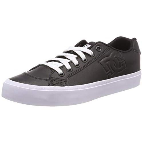 DC Shoes Chelsea Plus Se, Scarpe da Skateboard Donna, Nero (Black Bl0), 36 EU