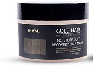 Gold Hair Professional Mask 500ml