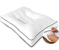 Pillows For After Neck Surgery - Natures Guest cervical pillow