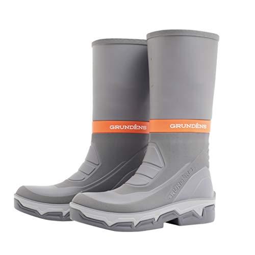 Grundéns Deck-Boss Fishing Boots, Grey - 10 M US