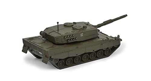 Schuco 452642200 Leopard 2A1 Panzer 1:87...
