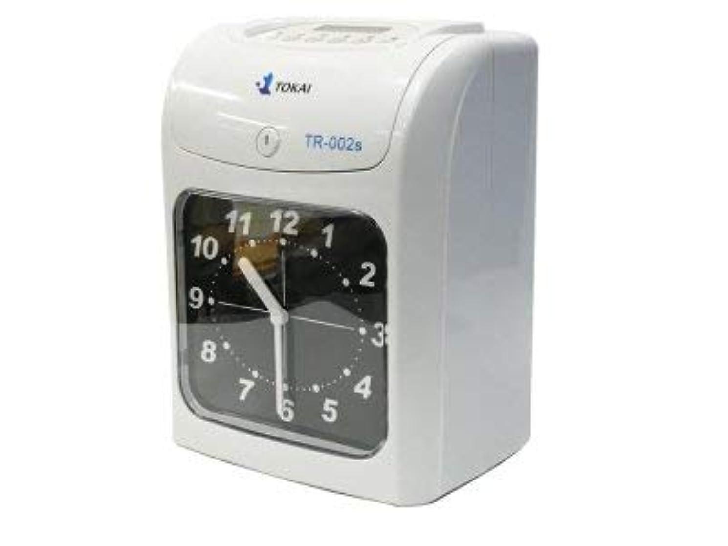 ルート胆嚢減らすTOKAI タイムレコーダー TR-002S