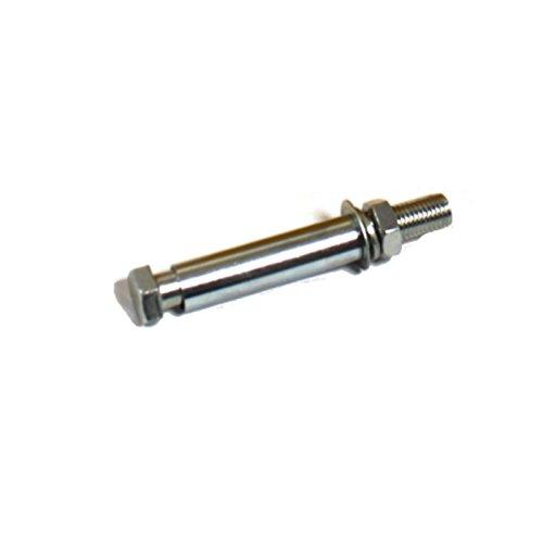 Ersatzrad für Schub- oder Sackkarre PU- oder Luftreifen, Ersatzrad, Reifen (75 mm Schubkarren-Achse)
