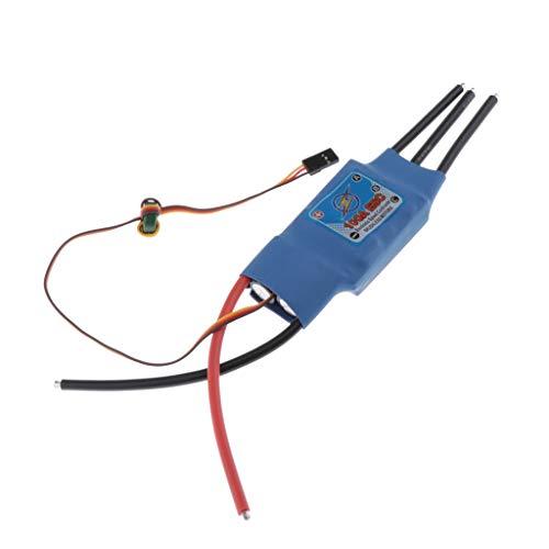 Eléctrico Brushless Sin Escobillas ESC Gobernador Electrónico para Modelo de Coche RC...