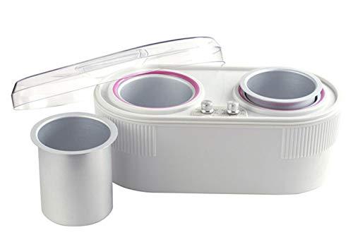 MFB Provence® - Chauffe cire Pro pour 2 pots de cire - Norme CE