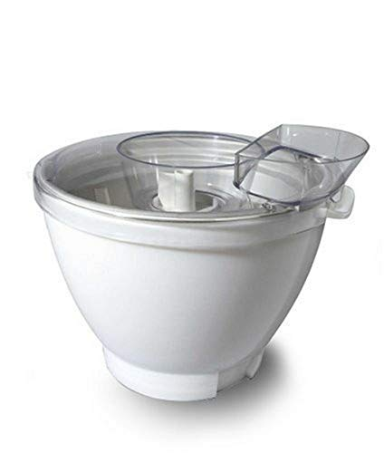 Kenwood Zubehör-Set, Eisbereiter Chef XL (geeignet für Eisbereiter Major AT957A (Schüssel), 1 Liter