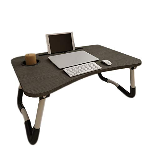 Gemak Computer Desk Laptop tafel Opvouwbare computer tafel Slaapzaal notebook tafel opvouwbaar te verhogen draagbare tafel beknopt