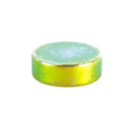 Koso Ersatzmagnetset 6x5 mm (3 Stück), Unisex, Multipurpose, Ganzjährig, Stahl, Silber