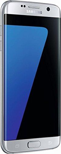 O2 Samsung Galaxy S7 edge 13,9cm 5,5Zoll + 32GB SD-Karte silber