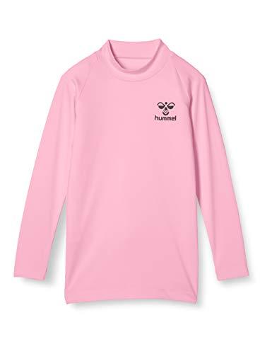 [ヒュンメル] アンダーシャツ ジュニアフィットインナーシャツ ボーイズ ピンク (25) 150