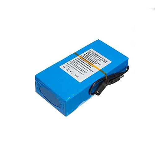 Alta qualità DC 12 V Strong 20000 mAh DC 122000 batteria agli ioni di litio ricaricabile potente per telecamera CCTV Trasmettitore senza fili