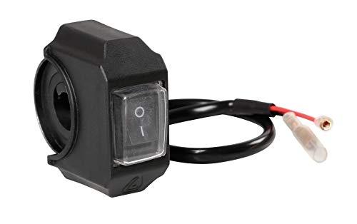 Lampa 90462 Interruttore Impermeabile con Attacco a Manubrio