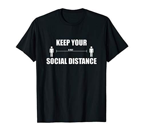 Social Distancing - Social Distance T-Shirt