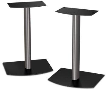 Bose ® Pedestal de suelo para altavoz de estantería FS-01 - plata