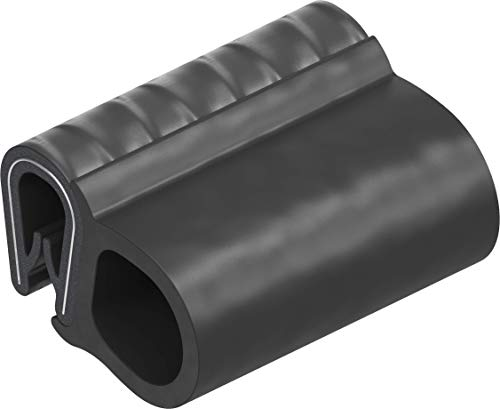 CTA Dichtungen 1 Meter Dichtprofil Kofferraumdichtung Kederband EPDM KB 1-4 1C11-19