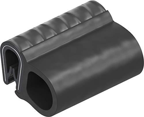 CTA Dichtungen 5 Meter Dichtprofil Kofferraumdichtung Kederband EPDM KB 1-4 1C11-19