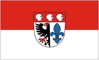 Fahne / Flagge Wangen im Allgäu 90 x 150 cm