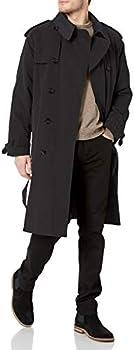 LONDON FOG Men's London Fog Iconic Trench Coat