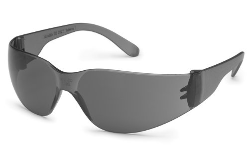 Gateway Safety-3683 's Smaller-Sized StarLite SM Safety Glasses, Gray Lens and Temple, (Box of 10)