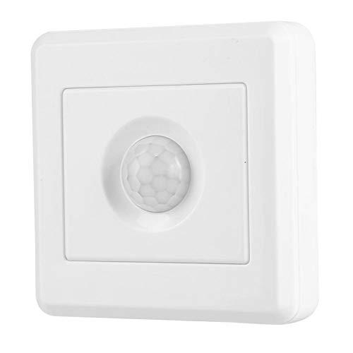 Interruptor De Sensor Inteligente, Interruptor De Sensor De Retardo Aleatorio Que Se Abre Automáticamente, Caja Fuerte Y Ahorro De Energía Para Lámpara Incandescente Para Bombilla LED