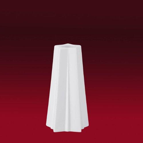 Hutschenreuther - Geschenkserie Stern Leuchter - Kerzenständer - Weiß Höhe 14 cm