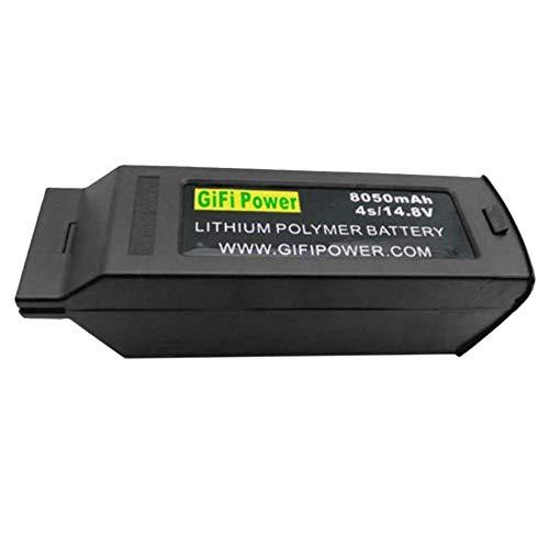 DishyKooker Batería LiPO 8050mAh 4S 14.8V para YUNEEC Typhoon H