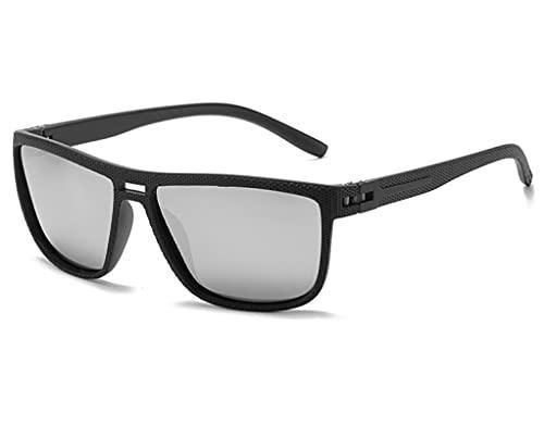 ODNJEMSD Sunglasses Double Beam Texture Polarized Sunglasses