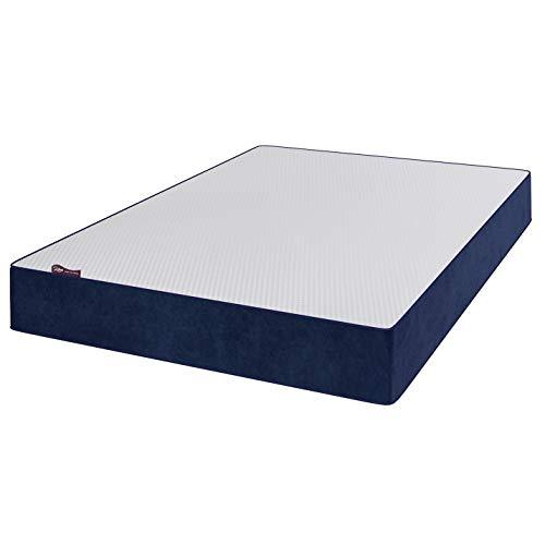Limitless Home Lazor Super King Size 150mm Reflex Foam 50mm Memory Foam 50mm Natural Latex Orthopaedic Properties Temperature Sensitive Mattress