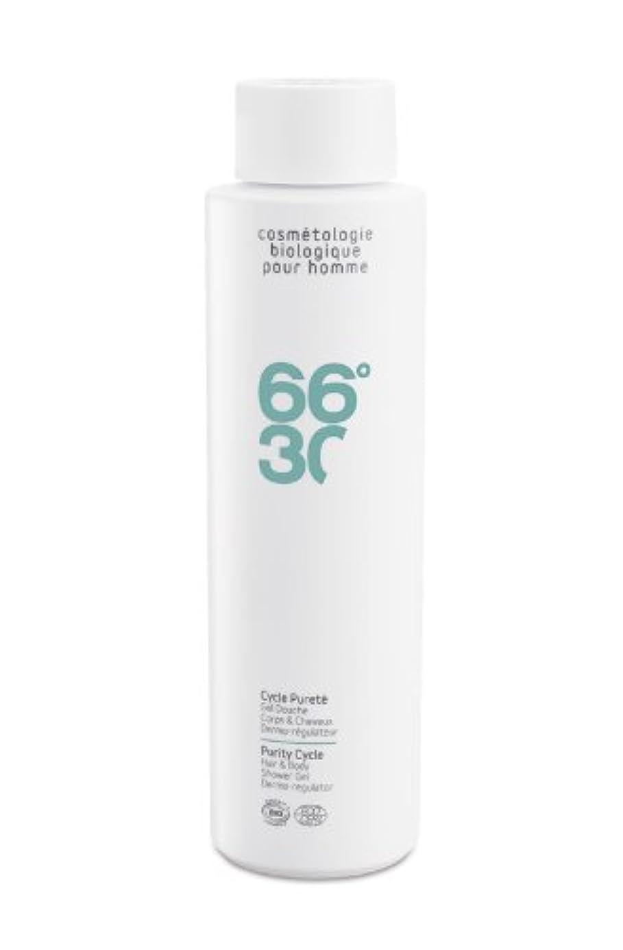 デンプシーコミット上陸[66°30] ピュリティ?サイクル / Hair&Body Shower Gel(250ml.)