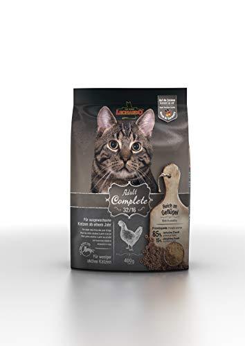 Leonardo Adult Complete 32/16 [400g] Katzenfutter | Trockenfutter für Katzen | Alleinfuttermittel für ausgewachsene Katzen Aller Rassen ab 1 Jahr