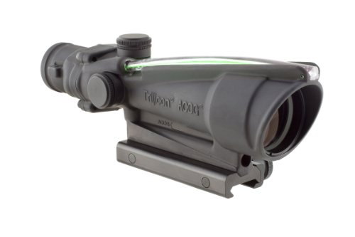 Trijicon ACOG 3.5×35 Riflescopes – Illumination without Battery Hassle!